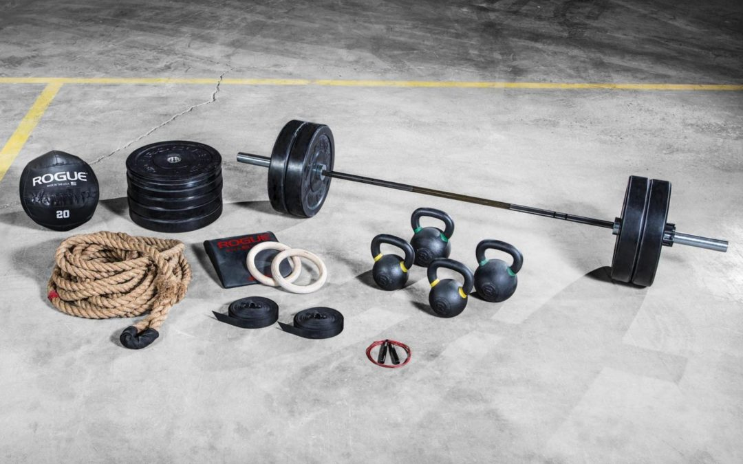 How to build your ideal homegym